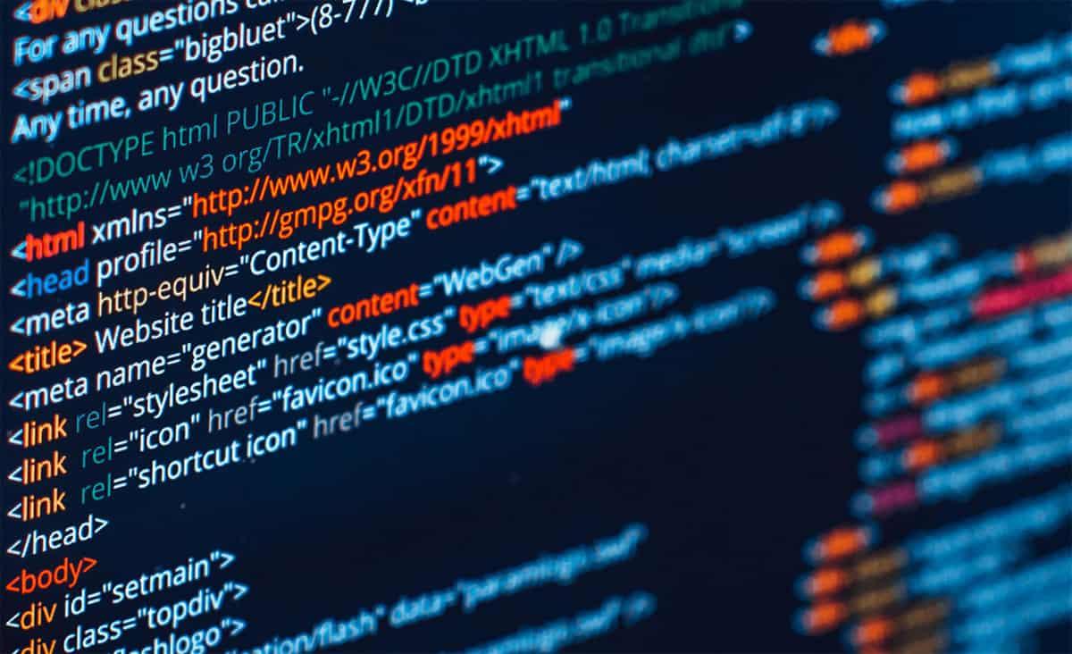 Web Programing Languages
